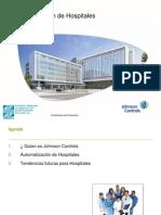 Johnson Controls - Automatización de Hospitales