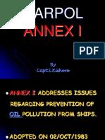 Annex I Revised