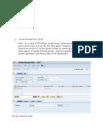 Third Party Warehousing Process_Manual