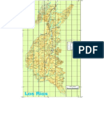 Provincia de Los Rios - Mapa