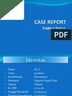 Case Report Fraktur