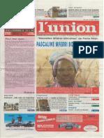 Union du 3 Novembre 2014