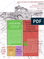 Locandina Russo Centro Studi 2014
