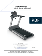 Treadmill Owner Manual