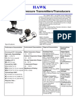 DPT1 Pressure Transmitters