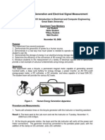 IEEE-RWEP Human Energy Generat Proj-Report-Solution