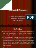 K10 Bacterial Zoonosis