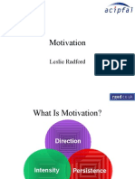Nsf05 Motivation