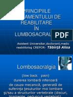Lombosacralgia Traum