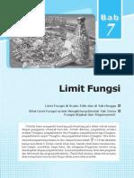 Limit Fungsi Dan Turusssnan Kelas Xi Sma Ipa Matematika Nugroho Soedyarto