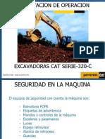 Presentacion Excavadora 320c 1