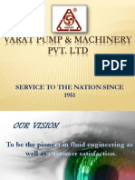 VARAT PUMP AND MACHINERY PVT. LTD.