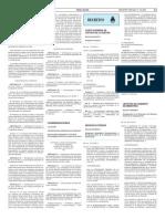 Decreto2044-2014- Renuncia de Zaffaroni