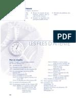Gestion Des Operations CHAP 19 Les Files d'Attente