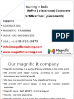 Sap Sd Online Training in India