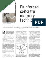 Reinforced Concrete Masonry Techniques_tcm68-1375445.pdf