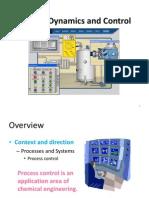 Process Dynamics and Control_LEC 1