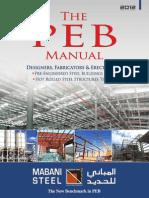 Mabani PEB Manual
