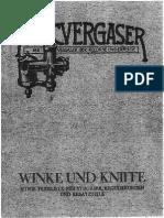 anleitung amal vergaser 1927