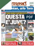TuttoSport Ed.nazionale - 30.10.2014
