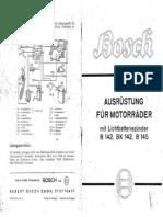 Bosch Lichtbatteriezuender b142 145-04-1939