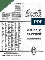 Bosch Lichtmagnetzunder Typ D-04-1941