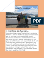 Queens for the King Nov 2014 - PDF