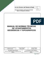 Tecnicas de Levantamientos Geodesicos y Topograficos