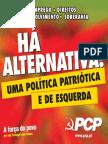 2014/10 Folheto Pcp Ha Alternativa