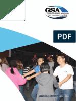 GSA Annual Report 2013/14