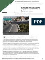 El Muro de Las Villas_ Rejas y Cemento Para Contener El Crecimiento de La 31 y La 31 Bis - 26.10.2014 - Lanacion