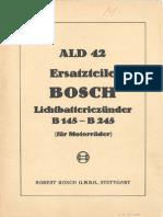 ETL Bosch LBZ B 145
