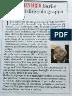 IL Fatto Quotidiano, Andrea Scanzi, CHI L'AVREBBE MAI DETTO Documentario