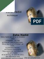 Zaha Hadid Gtx