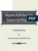 Indigenous Health Knowledge