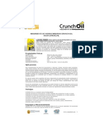 Ficha Tecnica Crunch Oil