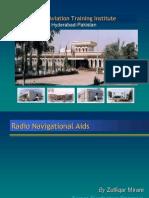 Radio Navigation Aids Presentation 1 Communication