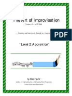 Art of Jazz Improvisation Book