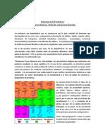 Informe Estructura Proteinas