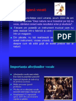 Anatomia vocala - Fonatie