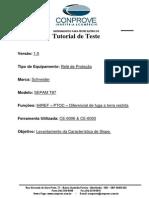Tutorial Teste Rele SEPAM T87 Falta a Terra Restrita CE6006