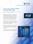 Aloy High Pressure Filters 20 Bar