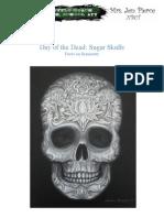 sugar skull lesson