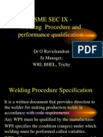 Welding Procedure Libre