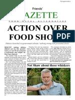 Friends' Gazette Sep/Oct 2014