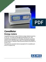 CeweMeter Brochure A0090e-55