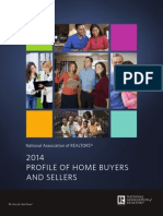 2014 Profile of Home Buyers and Sellers Highlights