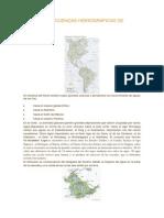 Principales Cuencas Hidrográficas de América