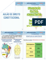Organização Constitucional