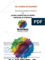 28985450 Marketing Strategy of WIPRO by Srinivas